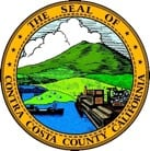 Official seal for Contra Costa County California