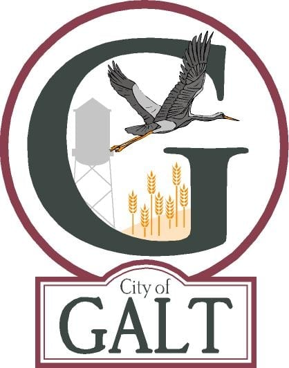 Official seal for the city of Galt, CA